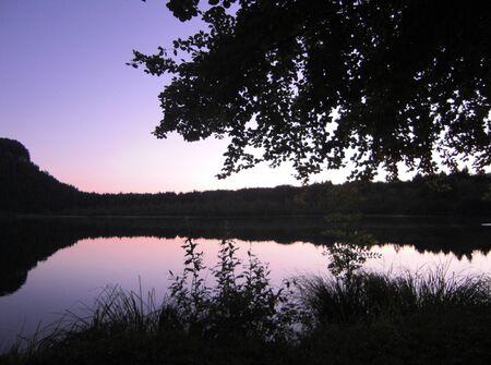 windless: Sunset at Lac Bonlieu