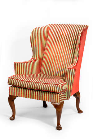 desirable: Chair with arms antique old vintage retro comfortable and stylish desirable