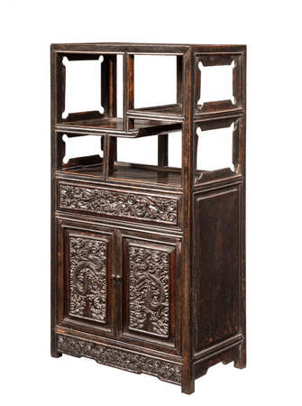 Chinese cabinet storage chest
