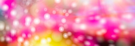 the substrate: Bright abstract background with bokeh. Festive substrate for holiday text Stock Photo