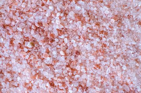 Pink Himalayan Coarse Crystal Salt Banco de Imagens - 26393931