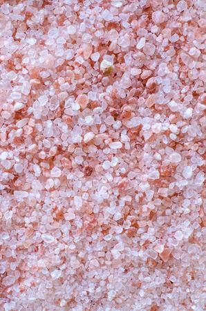 Pink Himalayan Coarse Crystal Salt Banco de Imagens - 26393932