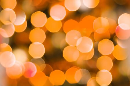 Abstract background of holiday lights Stock Photo - 4304147