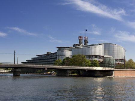 diritti umani: Corte dei diritti umani a Strasburgo Francia