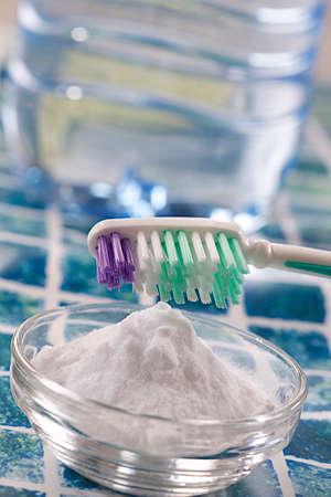 aceite de cocina: virtud de bicarbonato para limpiar la casa