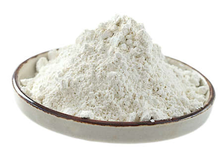 White clay powder Фото со стока