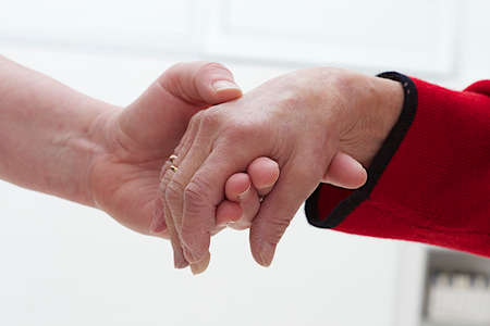 The helping hands for elderly home care  photo