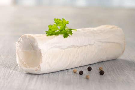 queso de cabra: Queso de cabra francés