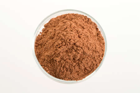 French red clay Ready to be Used to Make Skin Treatment