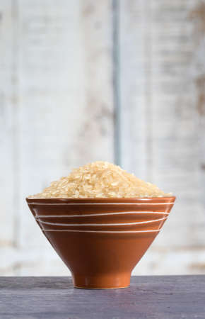 unpolished: unpolished rice whole grain
