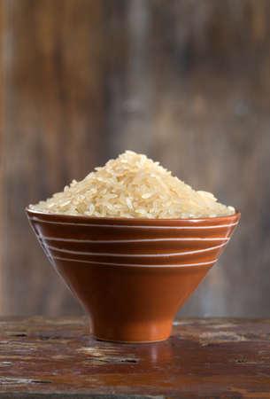 whole grain: unpolished rice whole grain