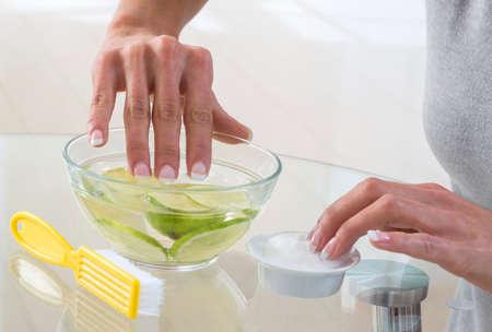 hand water: hans spa treatment