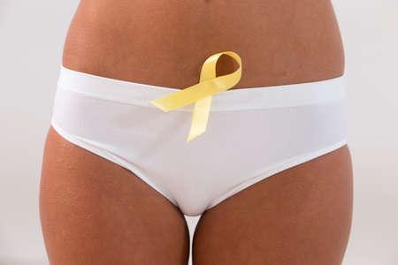 bladder cancer: bladder cancer ribbon