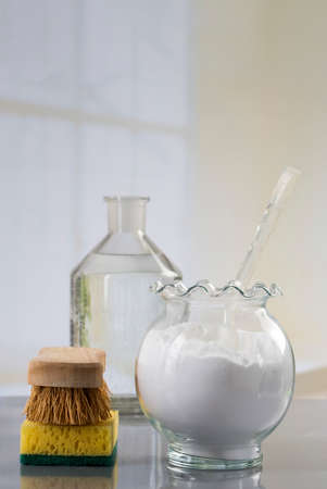sodas: Homemade green cleaning, Eco-friendly natural cleaners with baking soda