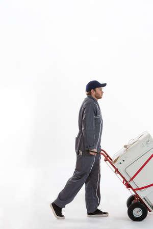 Appareils ménagers recyclés pour l'écologie Banque d'images