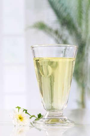 tea   hot drink: chamomile tea  herbal  hot drink