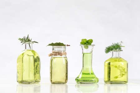 Vaus Flasche ätherische Öle und Essenzen