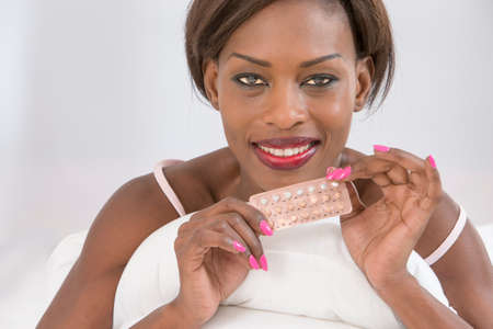 bedridden: Eduction on contracepive pill African woman presentin oral contraception