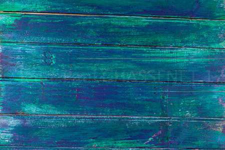 Old blue-green surface, fence or guard the background Stock Photo