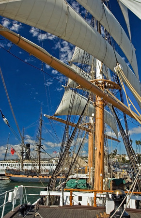 Star of India, Sailing Ship, San Diego, California
