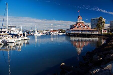 San Diego Coronado Marina, California