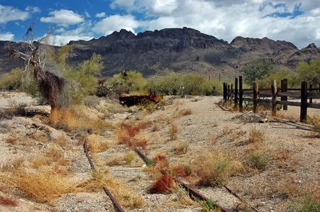 Old Tuscon Movie Set Arizona
