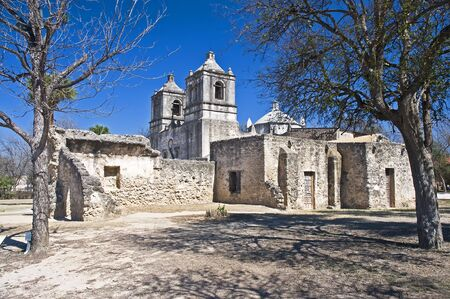 Historic Mission Concepcion National Park Service