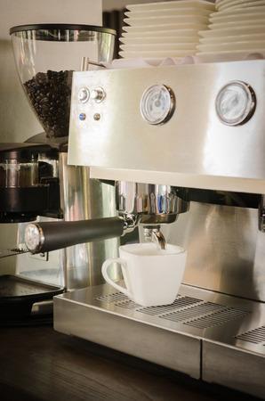 kafe: Espresso Machine