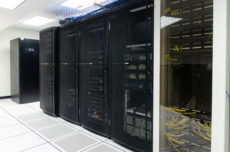 Data Center, salle de serveur Banque d'images - 34087165