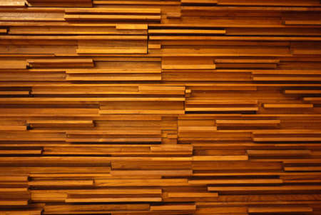 random wood decorated wall Stock Photo - 17163369