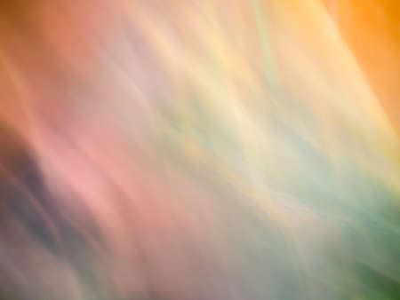 vibrance: Abstract colorful soft produced by camera movement while using slow shutter Stock Photo