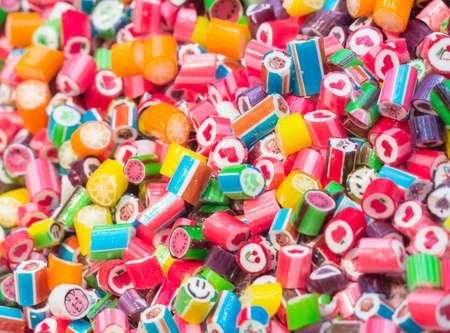 dientes con caries: Dulces caseros surtidos