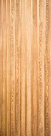 Vertical wood decoration able to use as background