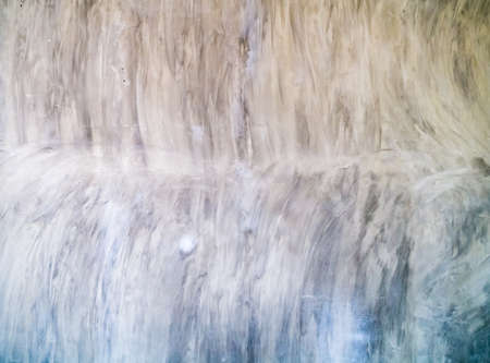 Dirty concrete wall stroke able to use as abstract background Stock Photo