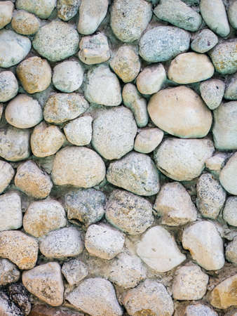 Round stone wall, cropped in 4:3 ratio, able to use as a background