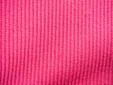 Abstract cloth texture  background in pink color