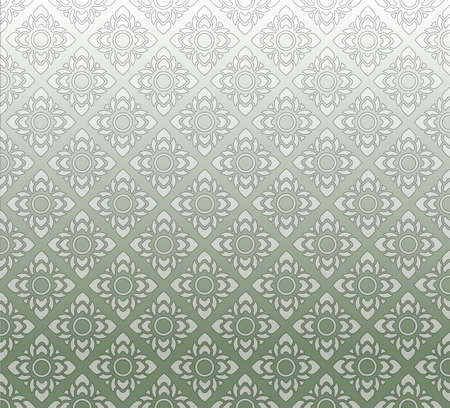 vector of beautiful floral pattern for background  wallpaper Illustration