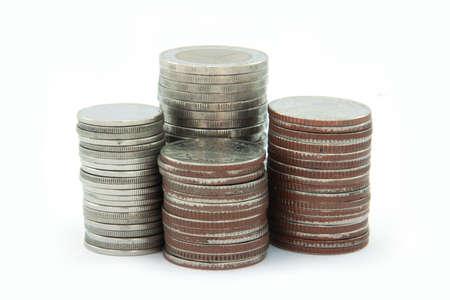 thai coins money, bath photo