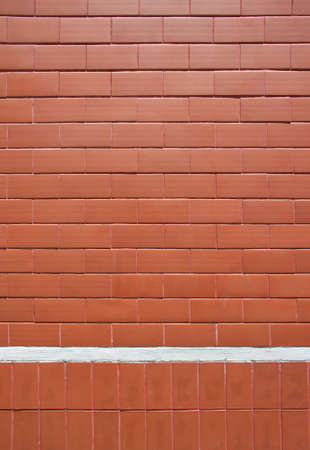 red brick wall texture, tile architecture pattern background