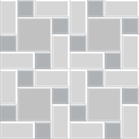 현대 타일 텍스처 바닥, 패턴 스타일의 디자인 인테리어, 3d 벡터 스톡 콘텐츠 - 42154950