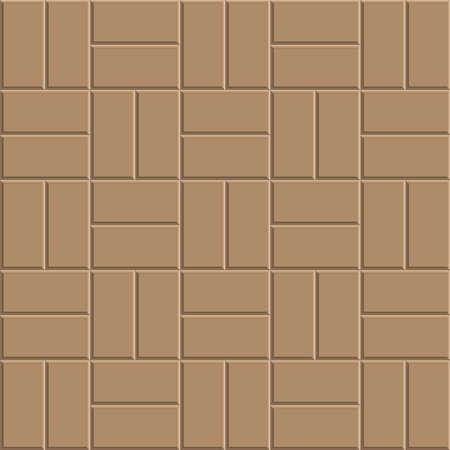cobblestone street: clay brick stone floor pattern, pavement design