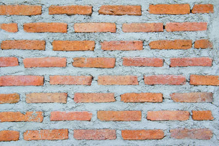 Unfinished Wall brick backgroung Stock fotó