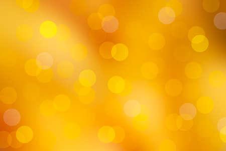 orange blur with bokeh background