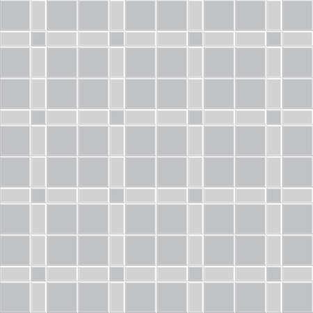 Beautiful gray pattern tile floor, modern style design of wall.