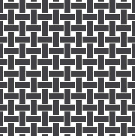 wave textile pattern seamless, black vector illustration design for backdrop  and background texture Reklamní fotografie - 128701784