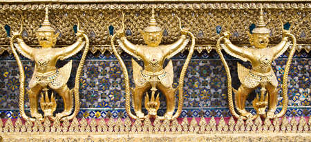 Guardian at Grand Palace Thailand,