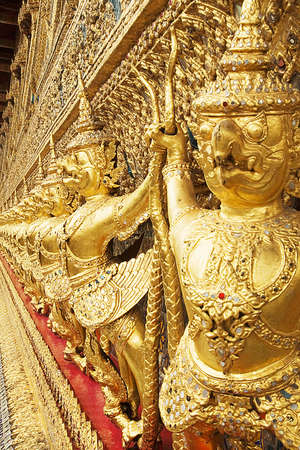 Garuda in Wat Pakeaw Thailand Stock Photo - 10466260