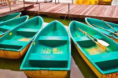 Row Boat Stock Photo - 10682928