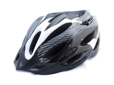 Fietshelm, hoofd veiligheid voor rit