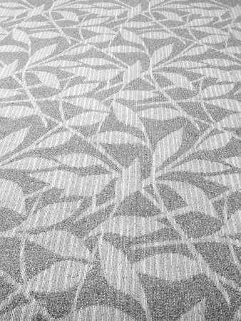 grijs tapijt in blad textuur achtergrond